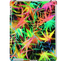Tropical Jungle at Midnight iPad Case/Skin