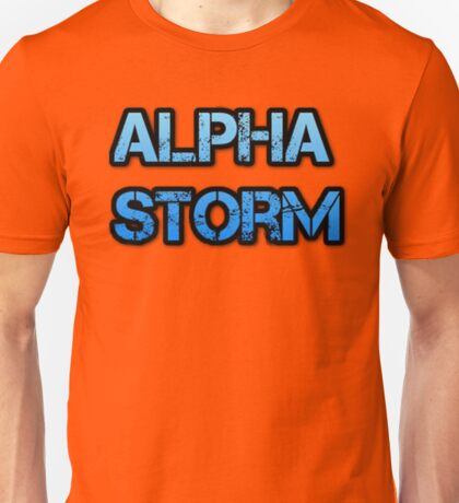 Alpha Storm Unisex T-Shirt
