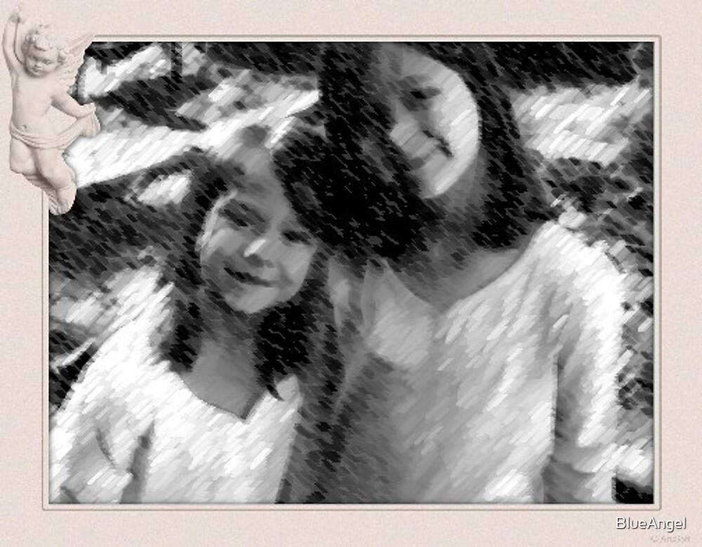 Best Sisters by BlueAngel