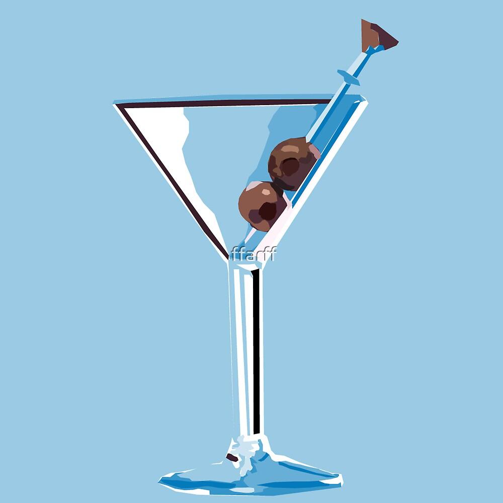 Blue Martini by ffarff