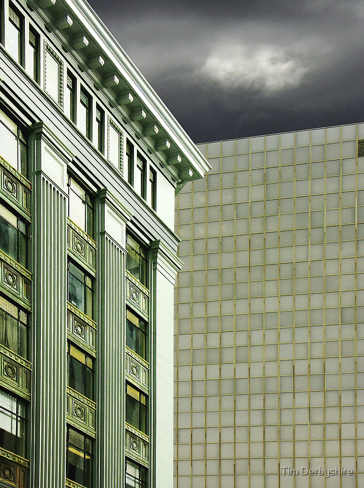 Old and New, Wellington 2 by Tim Derbyshire