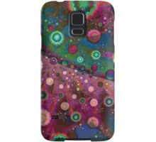 Stormy Sea in Colours Samsung Galaxy Case/Skin