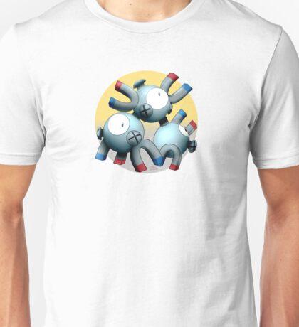 082 - Magnet Monster Unisex T-Shirt