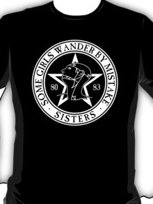 The Sisters of Mercy - The World's End - Some Girls Wander by Mistake T-Shirt