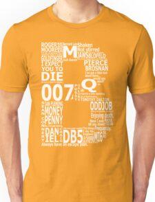 B is for Bond Unisex T-Shirt