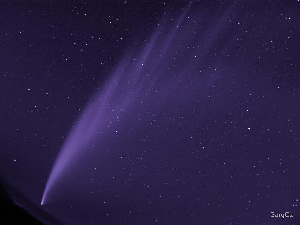Comet McNaught Jan 2007 by GaryOz