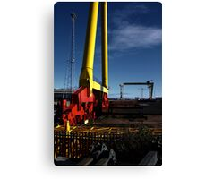 Harland & Wolff Giants Canvas Print