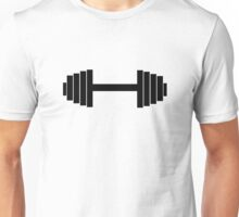 bodybuilder, bodybuilding, fitness, workout, beast, power muscle, train Unisex T-Shirt