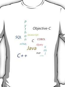 Programming Languages T-Shirt