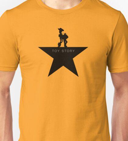 Toy Story x Hamilton: An American Musical Unisex T-Shirt