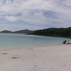 WHITEHAVEN BEACH by TULIP73