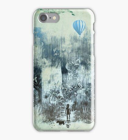 little explorers iPhone Case/Skin