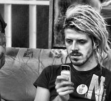 I Hate Mobile Phones by Paul Louis Villani