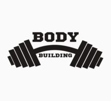 bodybuilder, bodybuilding, fitness, workout, beast, power muscle, train Kids Clothes
