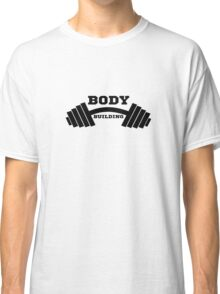 bodybuilder, bodybuilding, fitness, workout, beast, power muscle, train Classic T-Shirt