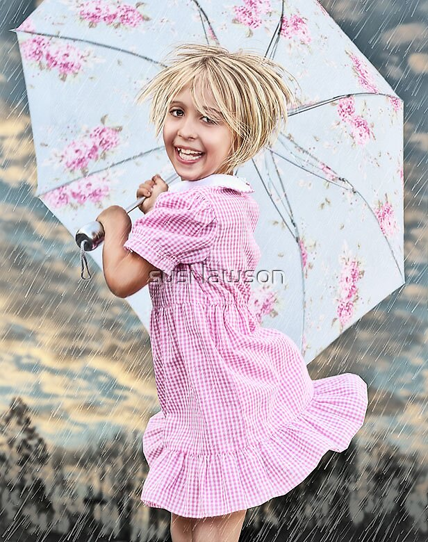 Let it Rain! by susi lawson