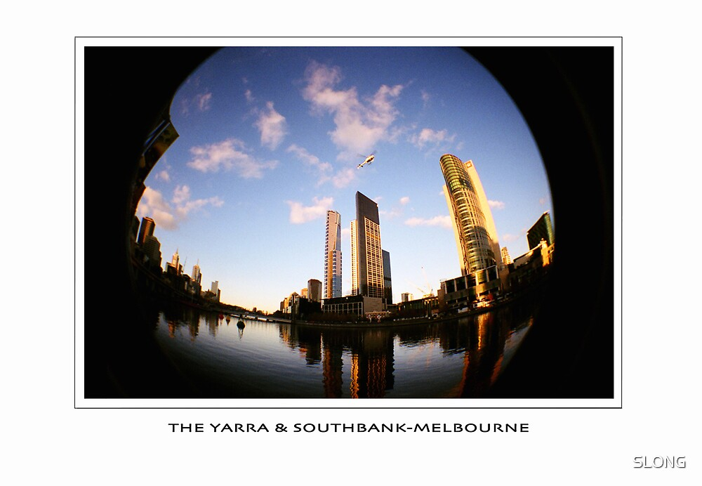 EVENING YARRA by SLONG