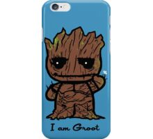 Hello Groot iPhone Case/Skin