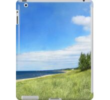 Shoreline Curve iPad Case/Skin