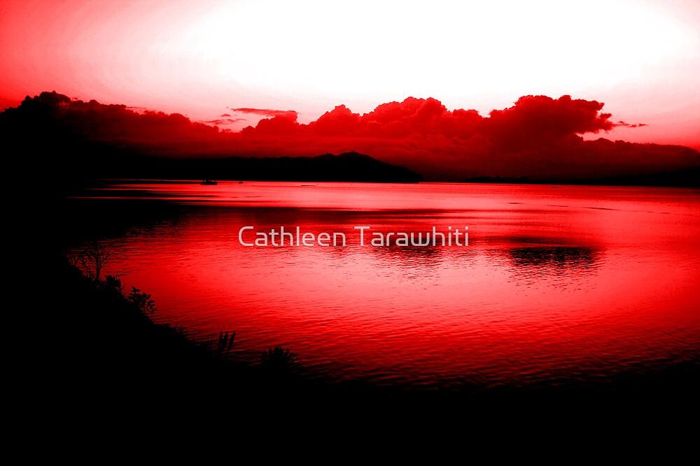 Rain Expected... by Cathleen Tarawhiti