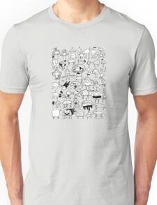 Character Collection T-Shirt Unisex T-Shirt