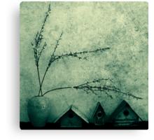 Grunge Still Canvas Print
