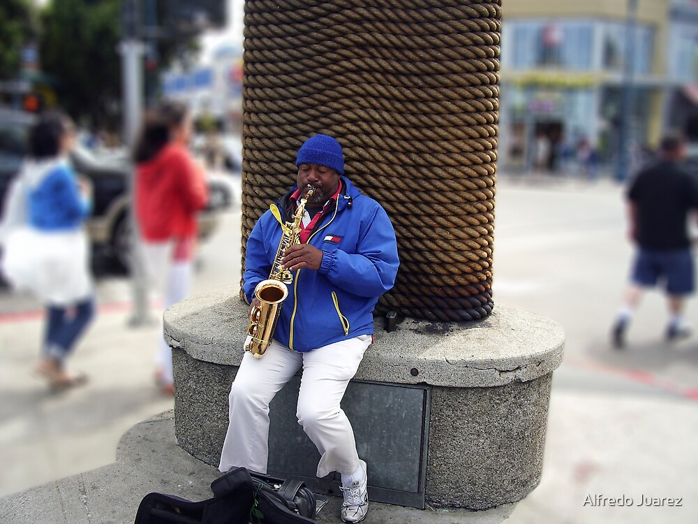Feeling the Jazz by Alfredo Juarez
