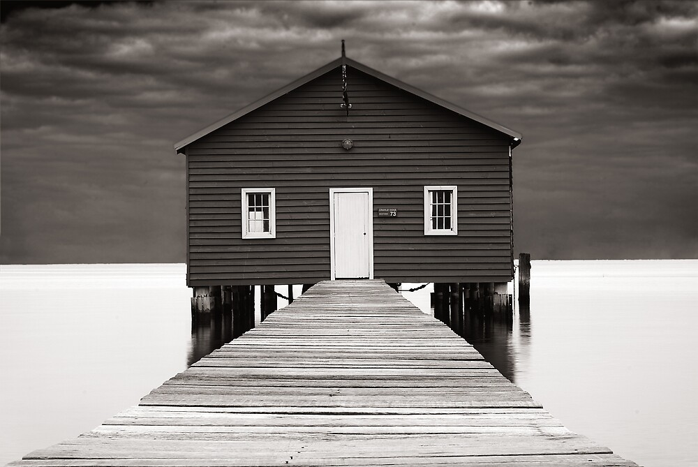 Boat Shed by Tone