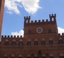 Siena - Tuscany - Italy Sticker