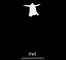iFell Reichenbach fall by mkey