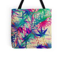 Tropical Jungle - a watercolor painting Tote Bag
