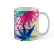 Tropical Jungle - a watercolor painting Mug