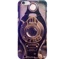 Kodak 2A Autographic Camera iPhone Case/Skin