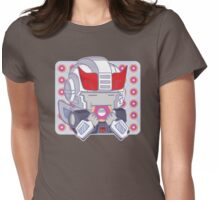 ROBOTS.DONUTS Womens Fitted T-Shirt