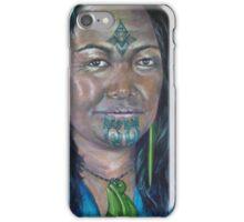 Rachels Moko iPhone Case/Skin