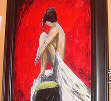 Mujer Oriental by HomeroLuna