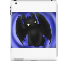 Little Toothless iPad Case/Skin