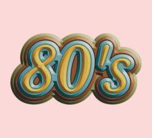 Vintage 80's Kids Clothes