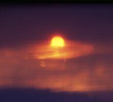 Coastal Sun Set   by Carl Gaynor