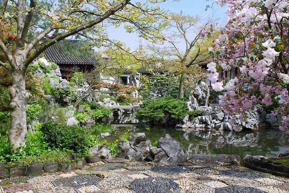 Chinese Garden by Richard3
