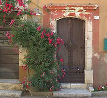 French doorway by Richard3