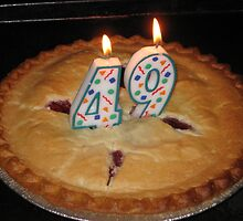Birthday Pie by Bonie