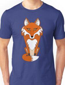 STARING FOX Unisex T-Shirt