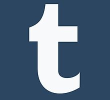 Tumblr Logo by sophiehamlin