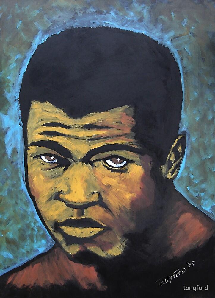 Ali by tonyford