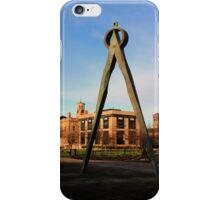 Dividers Belfast iPhone Case/Skin