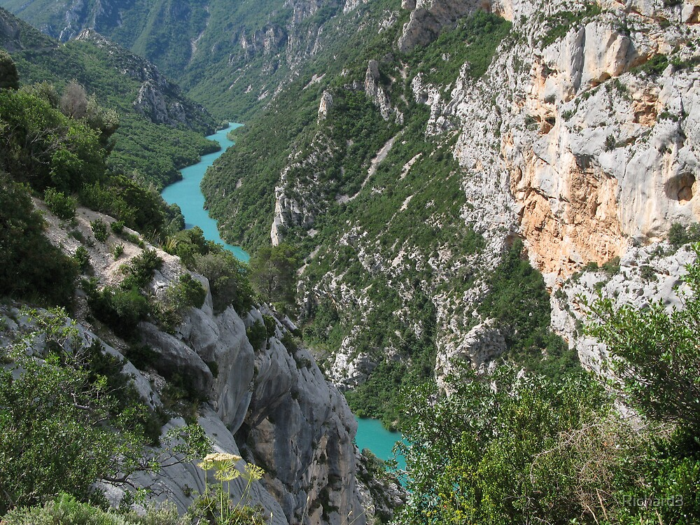 Vedron Canyon by Richard3