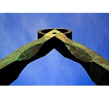 Dividers Symmetry  Photographic Print