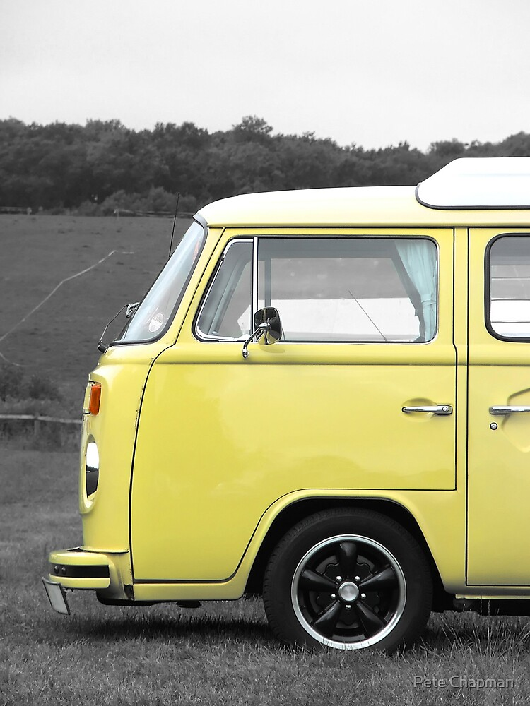 VW Van by Pete Chapman