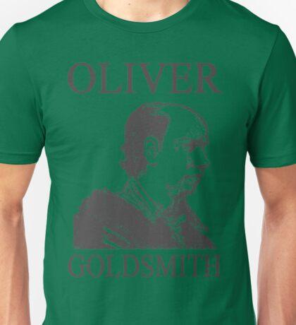 Oliver Goldsmith Unisex T-Shirt